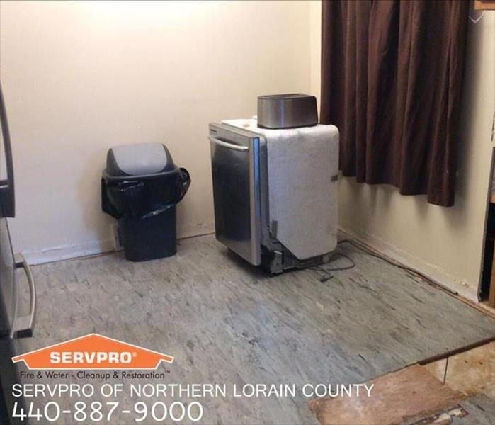 Water Damage in Avon Lake, OH After