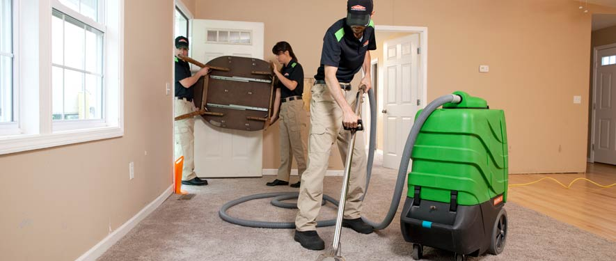 Lorain, OH residential restoration cleaning